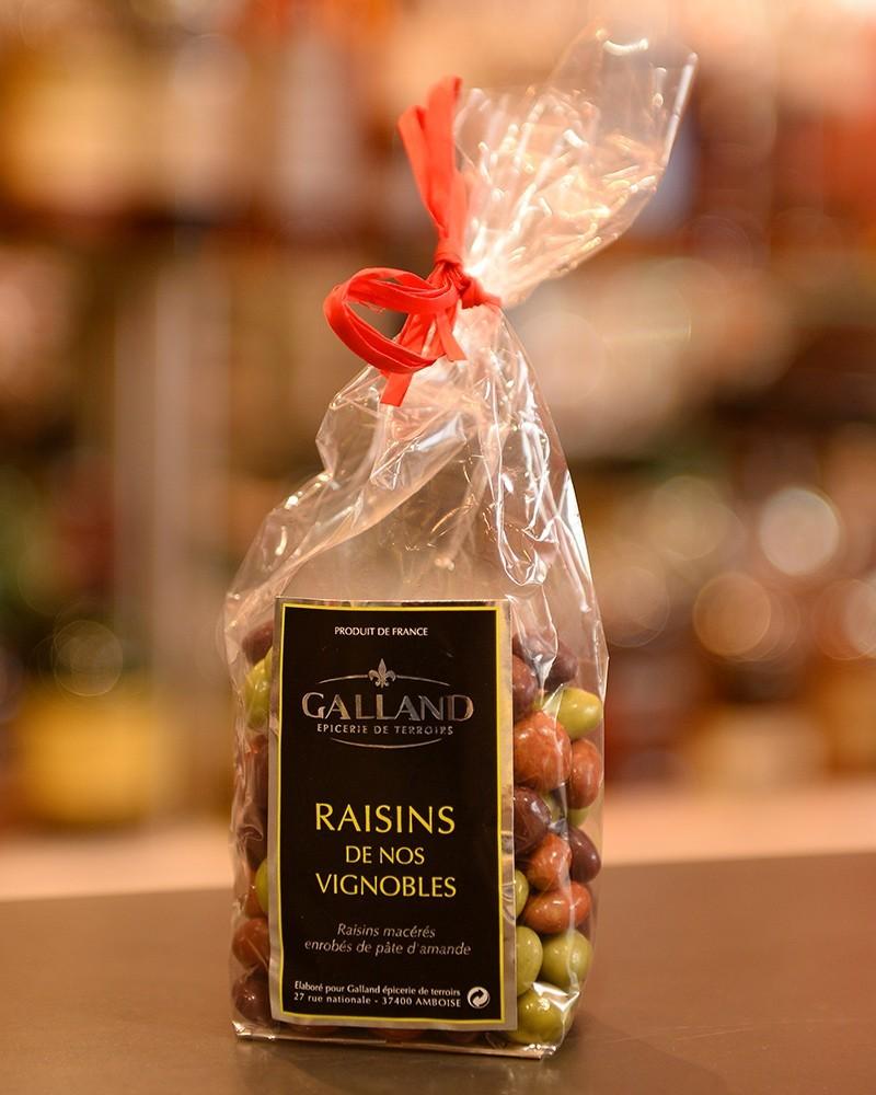 Raisins de nos vignobles
