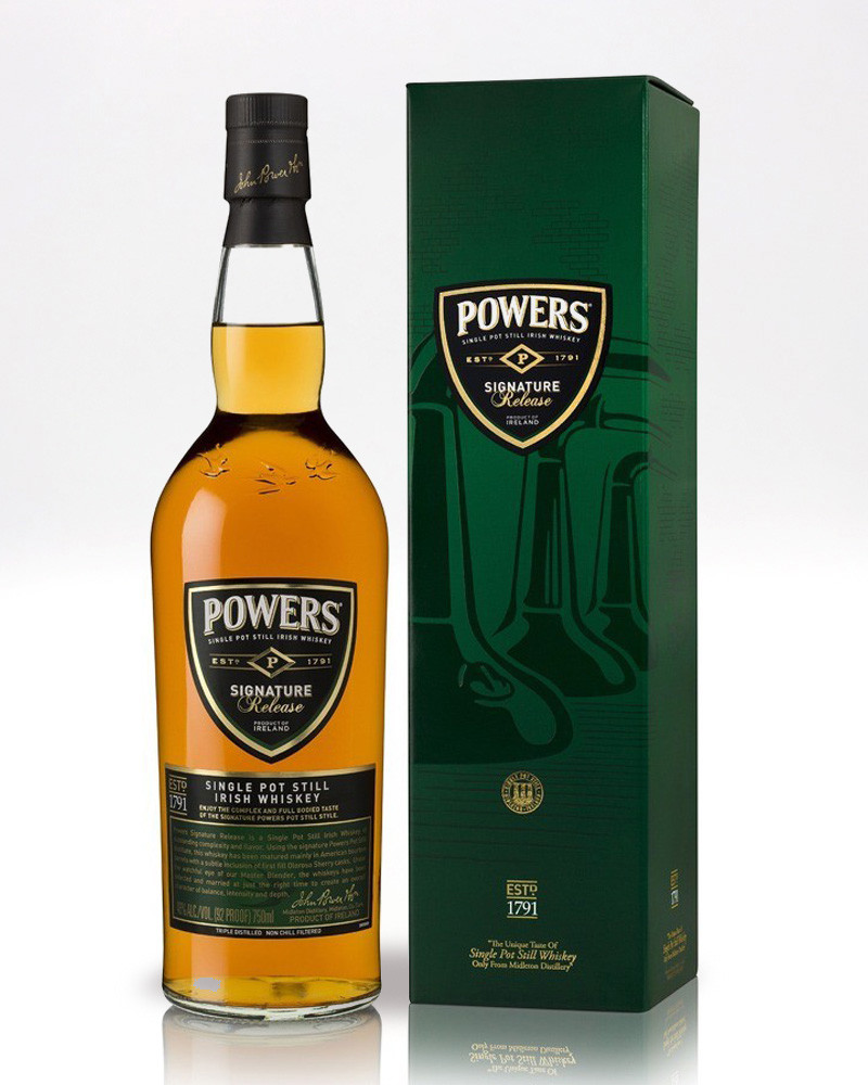 Whisky Powers Signature Release