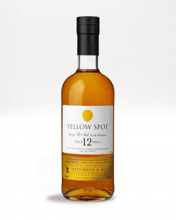 Whisky Yellow Spot 12 ans Single Pot Still 46%