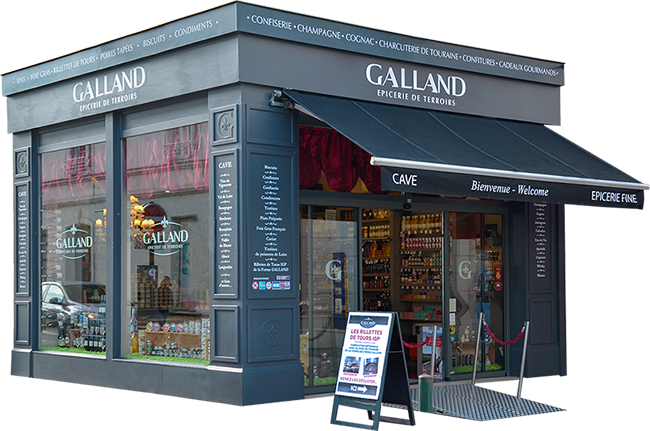 Boutique Galland Amboise